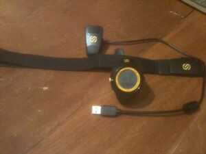 Soleus Sportswatch - GPS and Heart Rate monitor