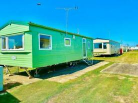 Static Caravan For Sale @ California Cliffs Viewings Available - Call Jack