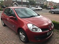 Renault clio 07 plate Automatic 1.6