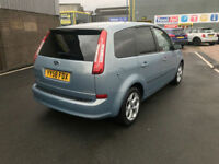 2008 FORD FOCUS C-MAX ZETEC 1.8 PETROL MANUAL 37000 MILES WITH SERVICE HISTORY