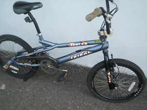 Tracker BMX Freestyle