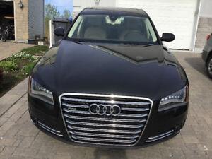 Audi A 8 L 2013