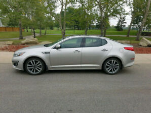 2014 Kia Optima SX Turbo Sport Clean CarFax