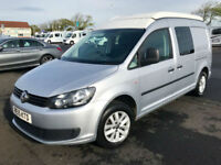 2015 Volkswagen 2 Berth Campervan CADDY MAXI C20 TDI