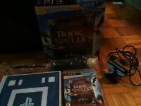 PS3 move ( book of spells)