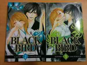 Black Bird Tome 2 et 3