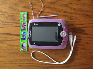 Leap pad 2 and 4 games