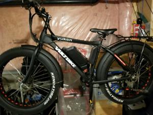 Yukon Voltbike 48V 500Watts fat ebike