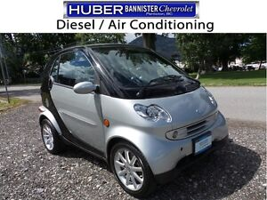 2006 Smart fortwo Diesel!! /New Tires