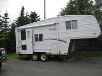2005 fifth wheel with water damage