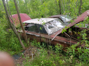 1966 Chrysler parts car wanted