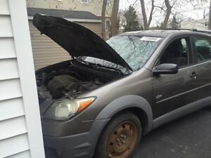 PONTIAC Vibe 2003 FULL OPTIONS