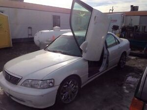 1998 acura rl project
