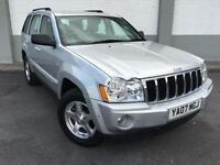 2007 Jeep Grand Cherokee 3.0CRD V6 auto Limited 4x4
