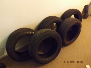4 Starfire (by Cooper) tires for sale
