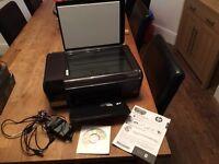 Hewlett Packard HP Photo Smart C4700 all in one printer, scanner & copier