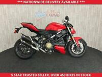 DUCATI STREETFIGHTER 1098 STREETFIGHTER 12MONTH MOT LOW MLS 2010 10