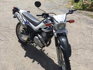 Yamaha XT250 Street Legal