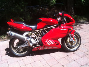 Like new Ducati 900 SS