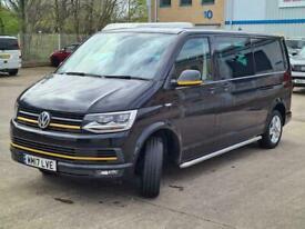 2017 Volkswagen Transporter Window Van Diesel Automatic