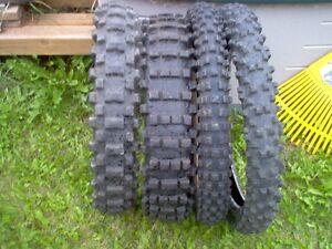 USED MOTOCROSS TIRES