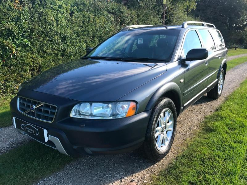 2005 VOLVO XC70 2.4 AUTOMATIC CROSS COUNTRY D5 SE 4X4 4WD AWD FULL LEATHER