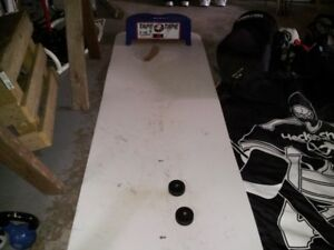 Hockey Gear, Tape to Tape puck handling trainer...