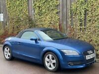 2008 Audi TT 2.0T FSI 2dr ONLY DONE 73K+FULL S/HISTORY CONVERTIBLE Petrol Manual