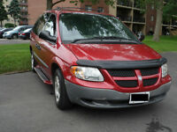 URGENT MOVING SALE 2002 Dodge Caravan Minivan $ 900 FINAL