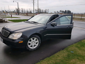 2000 used Mercedes-Benz s500