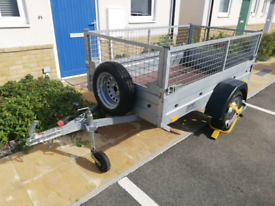 7x4 trailer SOLD pending collection