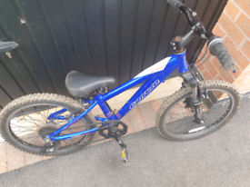 Carrera 20inch bicycle spares or repairs