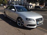 Audi A4. S line sat nav half leather
