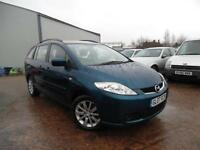 MAZDA 5 TS2 1.8 PETROL 7 SEATER MPV ONE OWNER