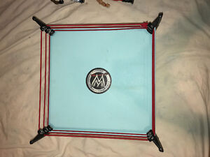 WWE Action Figures with wrestling ring and accessories