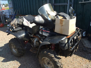PARTING OUT SPORTSMAN 700