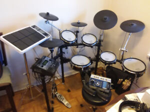 Roland TD 12 fully expanded kit for sale