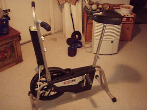 Exercise bike. $45