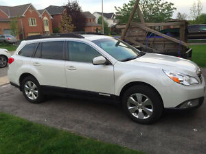 2011 Subaru Outback Limited SUV, Crossover