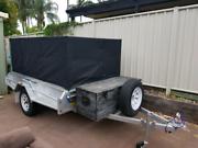 Bargin Sale  8x5 Gal Tilt trailer Capalaba Brisbane South East Preview