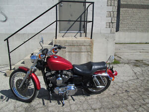 1997 Sportster custom 1200 *lots of chrome London Ontario image 5