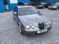 Jaguar S-TYPE 2.7D V6 auto Sport***WARRANTY 3 MONTHS ***FINANCE AVAILABLE