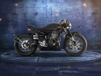 FB Mondial HPS 300cc Modern Classic Retro Cafe Racer Motorcycle