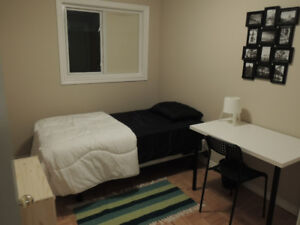 Furnished Rooms for Rent, next to Bramalea City Centre!