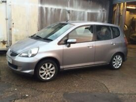 2004-2008 HONDA JAZZ 1.4 PETROL IN SATIN SILVER NH623M BREAKING FOR PARTS & SPARES