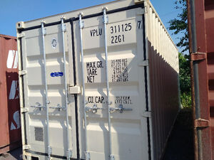 SPECIAL : New 20ft and 40 ft sea container