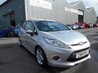 Ford Fiesta 1.6TDCi ( 95ps ) DPF 2011MY Zetec S