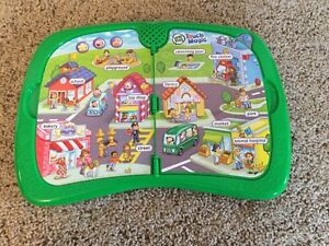 Leap Frog Touch Magic Discovery Town