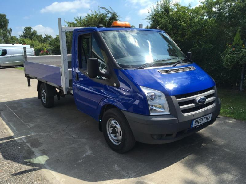ford transit t350 awd 4x4 drop side tail lift in goole east yorkshire gumtree. Black Bedroom Furniture Sets. Home Design Ideas