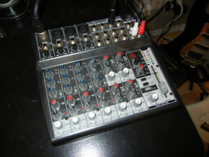 Behringer Xenyx 1202FX Mixing Board